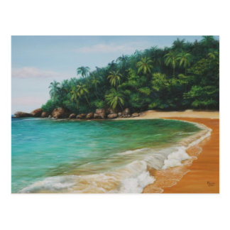 Carte Postale Playa grand