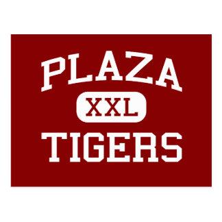 Carte Postale Plaza - tigres - milieu - Kansas City Missouri