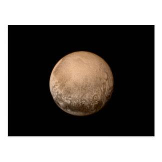 Carte Postale Pluton, ma planète préférée - la NASA de New