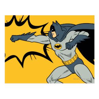 Carte Postale Poinçon de Batman