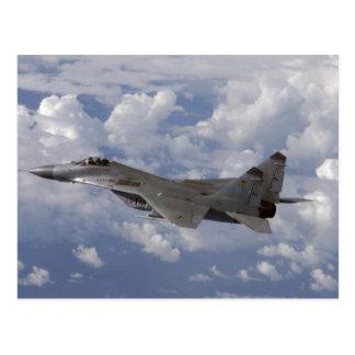 Carte Postale point d'appui MiG-29 allemand