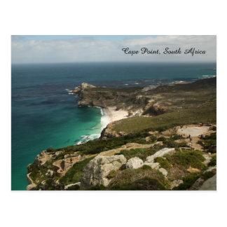 Carte Postale Point de cap, Afrique du Sud