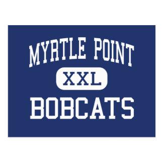 Carte Postale Point du Myrte - chats sauvages - haut - point du