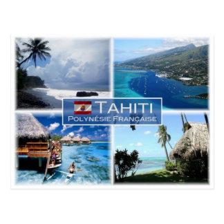 Carte Postale Polynésie française de PF - Tahiti -