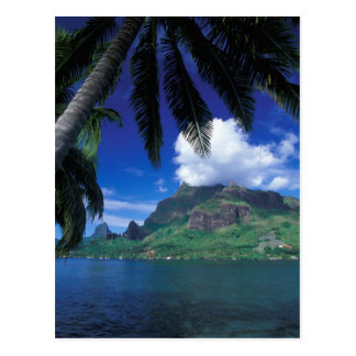 Carte Postale Polynésie française, Moorea. Baie de cuisiniers.