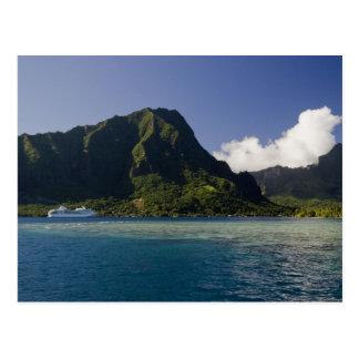 Carte Postale Polynésie française, Moorea. Paul Gauguin
