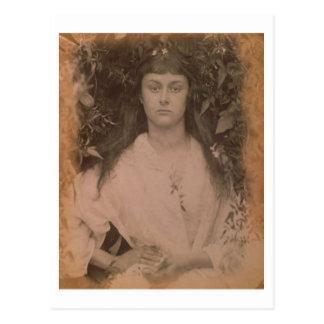 Carte Postale Pomone, 1872 (photo de b/w)