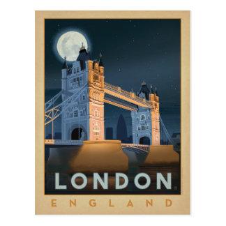 Carte Postale Pont | Angleterre de Londres