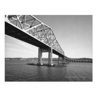 Carte Postale Pont B&W en fer