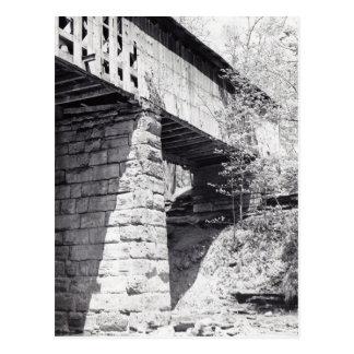 Carte Postale Pont couvert