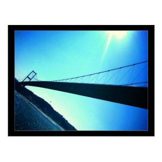 Carte Postale Pont de Bosphorus