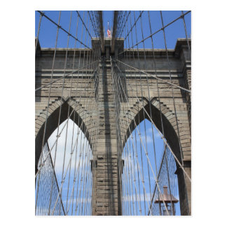 Carte Postale Pont de Brooklyn