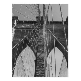 Carte Postale Pont de Brooklyn New York City