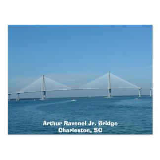 Carte Postale Pont de Jr. d'Arthur Ravenel