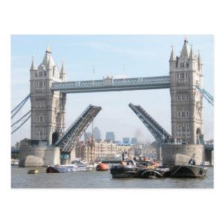 Carte Postale Pont de Londres