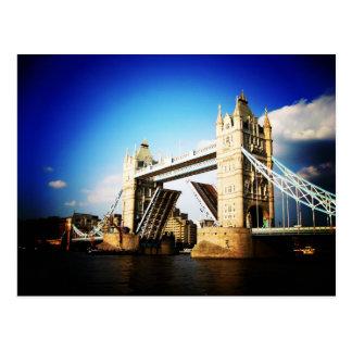 Carte Postale Pont de tour