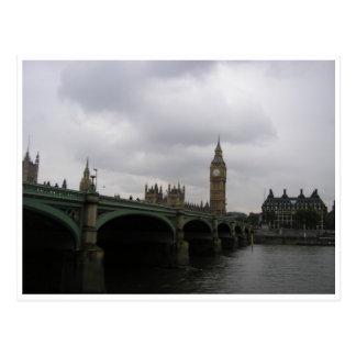 Carte Postale Pont de Westminster