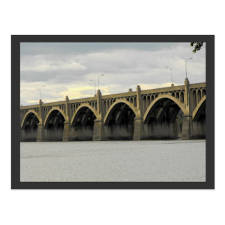 Carte Postale Pont de Wrightsville