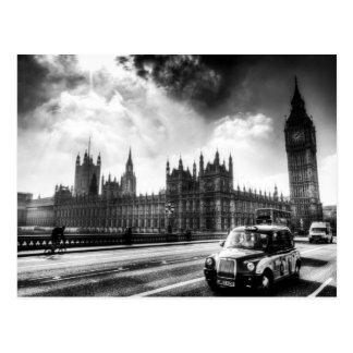 Carte Postale Pont Londres de Westminster