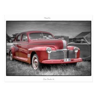 Carte Postale Pontiac Streamliner '41