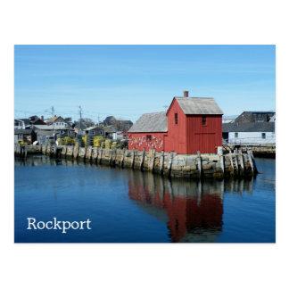 Carte Postale Port