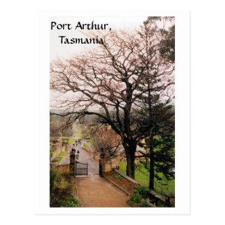 Carte Postale Port Arthur, Tasmanie