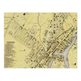 Carte Postale Port Chester, NY