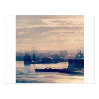 Carte Postale Port d'Aberdeen
