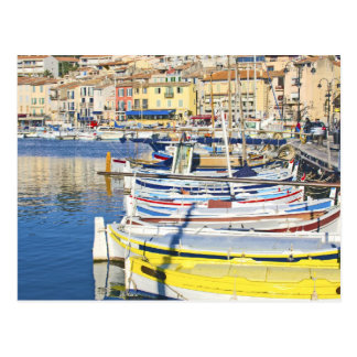 Carte Postale Port de Cassis, France