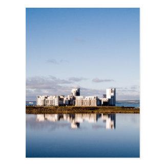 Carte Postale Port de Leith, Edimbourg