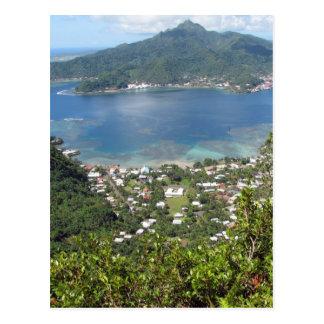 Carte Postale Port de Pago Pago