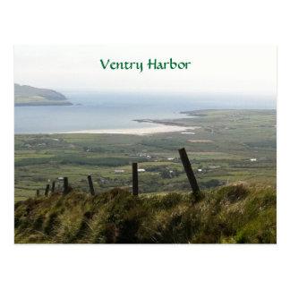 Carte Postale Port de Ventry, Dingle, Kerry, Irlande