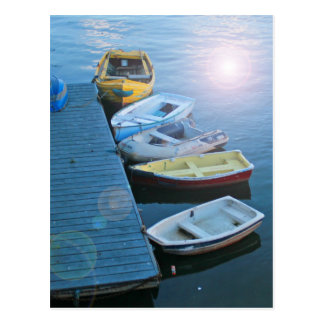 Carte Postale Port de Whitby