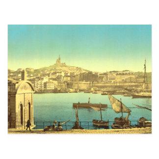 Carte Postale Port I de Marseille
