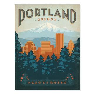 Carte Postale Portland, OU