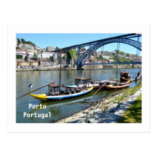Carte Postale Porto au Portugal