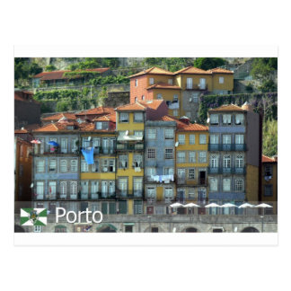 Carte Postale Porto, Portugal
