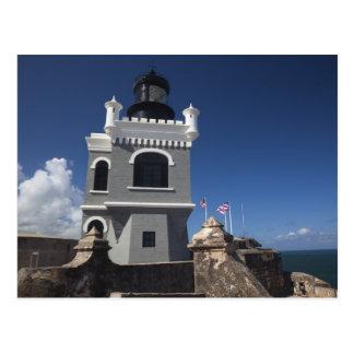 Carte Postale Porto Rico, San Juan, vieux San Juan, EL Morro