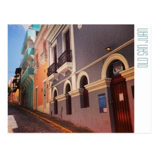 Carte Postale Porto Rico : Vieux San Juan