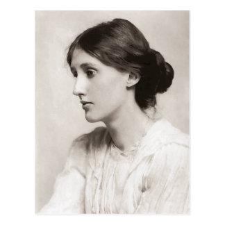 Carte Postale Portrait 1902 de la Virginie Woolf
