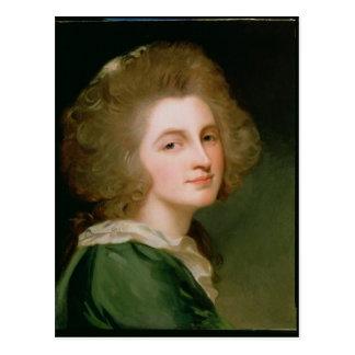 Carte Postale Portrait d'Ann Barbara Russell