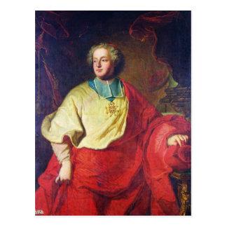 Carte Postale Portrait d'Armand Gaston Maximilien de Rohan