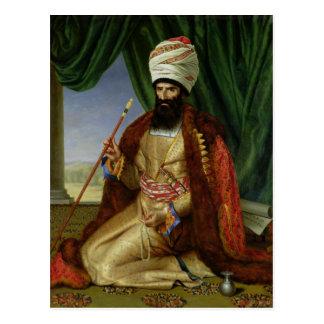 Carte Postale Portrait d'Asker-Khan, ambassadeur de Perse