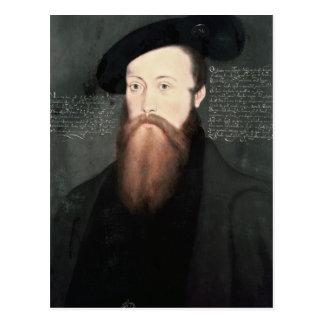 Carte Postale Portrait de baron Seymour de Thomas Seymour