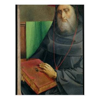 Carte Postale Portrait de Bessarion cardinal c.1475