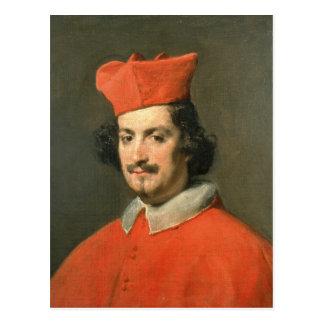 Carte Postale Portrait de Camillo cardinal Astali Pamphili