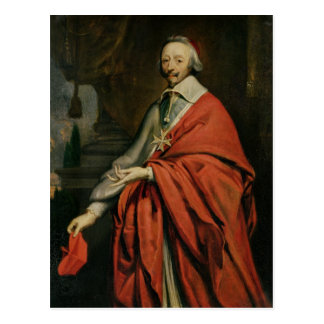 Carte Postale Portrait de Cardinal de Richelieu