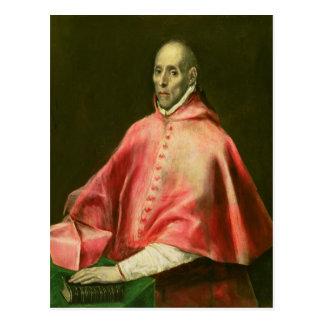 Carte Postale Portrait de Cardinal Juan de Tavera