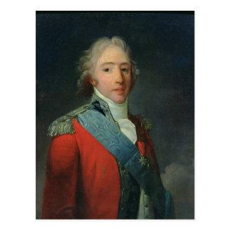 Carte Postale Portrait de Charles de la France, compte de
