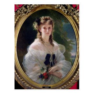Carte Postale Portrait de comtesse de Sophie Troubetskoy de